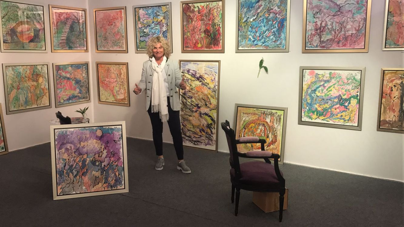 GRUM Grand marché de l'art contemporain